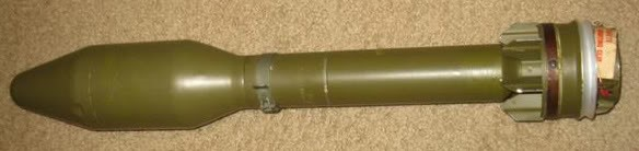 Реактивная граната  M-28A2