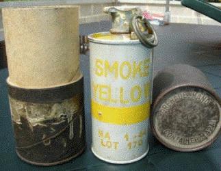 Дымовая граната М-16