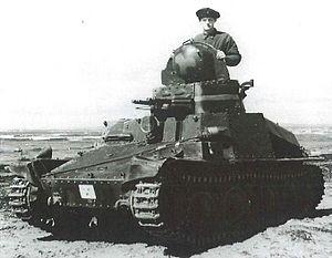 Танкетка  Strv m/37