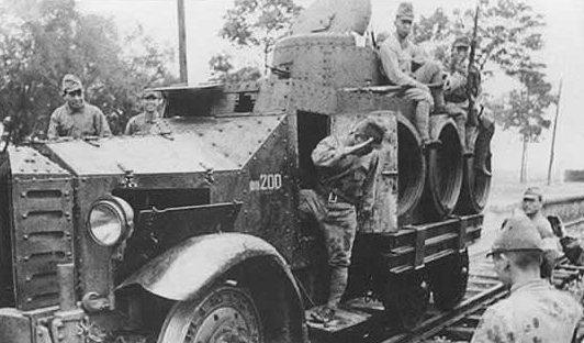 Средний бронеавтомобиль Туре-93 Sumida