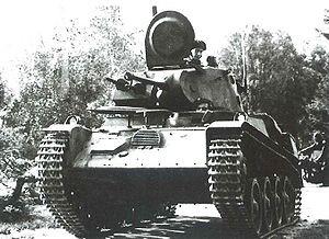 Легкий танк L-60 S/II (Strv m/38)