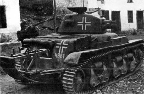 Panzerkampfwagen 35-R 731(f)