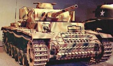 Средний танк Pz.III Ausf.F