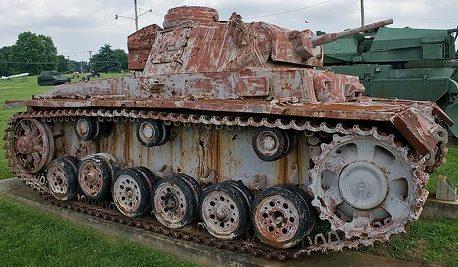 Средний танк Pz.III Ausf.J