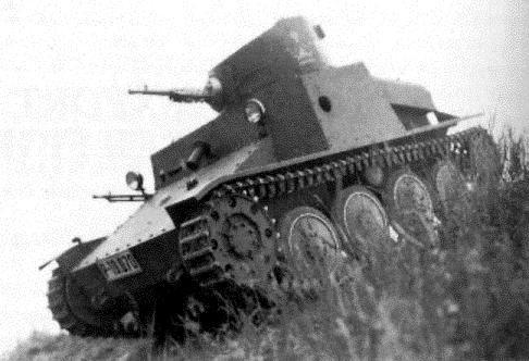 Танк AH-IV