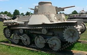 Легкий танк «Ha-Gō» Тype 95