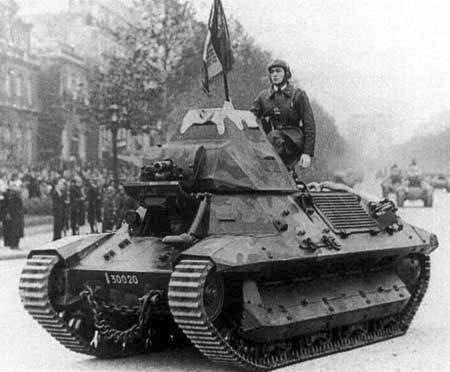 Легкий танк FCM-36