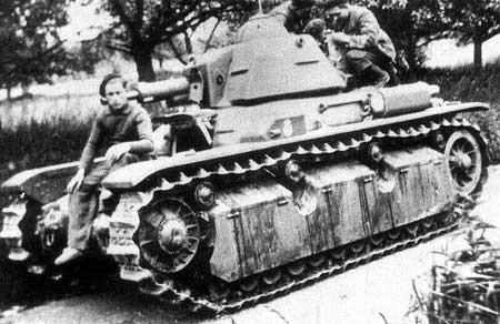 легкий танк R-40