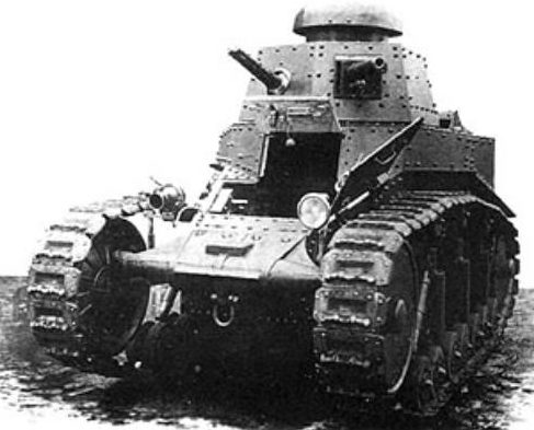 Легкий танк Т-18 (МС-1)