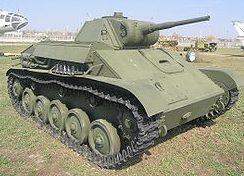 Легкий танк Т-70М