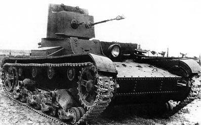 Огнеметный танк ХТ-26 (ОТ-26).