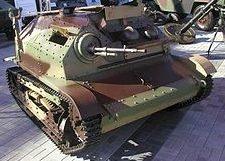 танкетка TKS