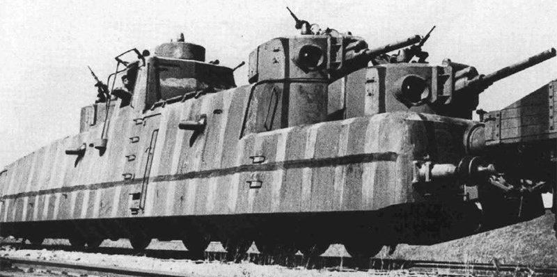 Мотоброневагон МБВ №02