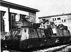 Бронепоезд типа BP-42