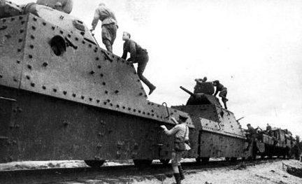 Бронепоезд типа БП-43 «Уфа»
