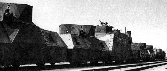 Бронепоезд «Победа» №638 типа ОБ-3