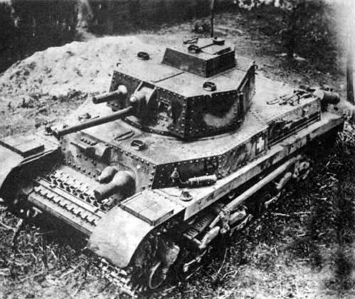 Средний танк 40-M Turán - ІI