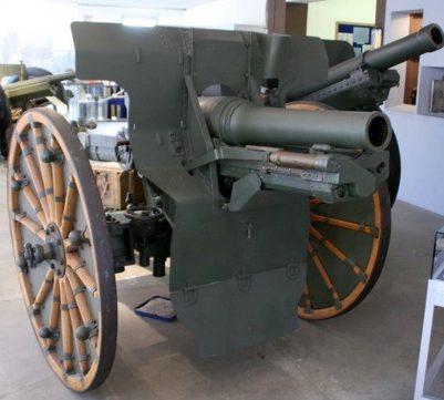 Гаубица «Canon de 105 court mle 1935 B».