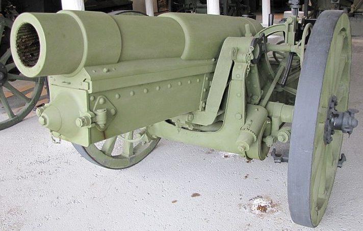 150-мм гаубица Type-38