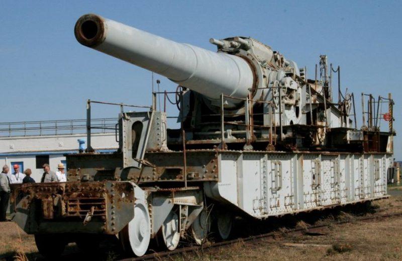 Железнодорожное орудие 12 inch/35 M-1895
