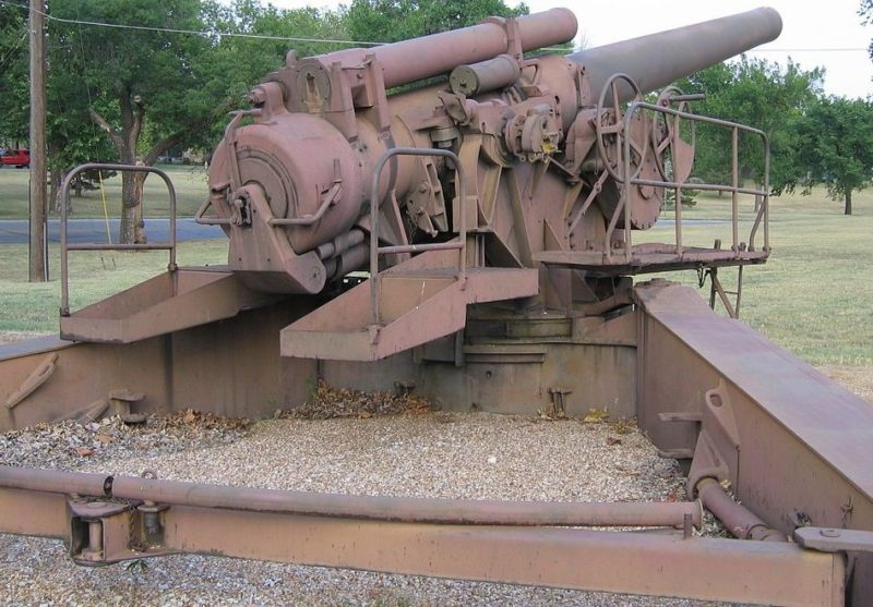 Гаубица 240-mm Howitzer М-1