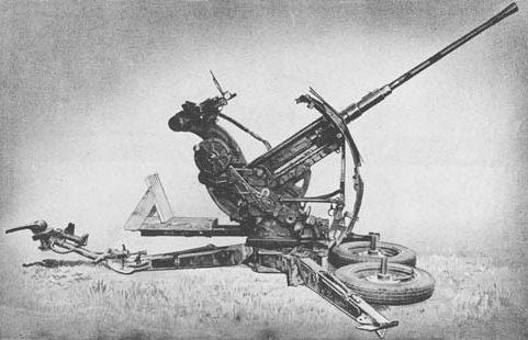 Зенитная горная пушка 2-cm Flak-38