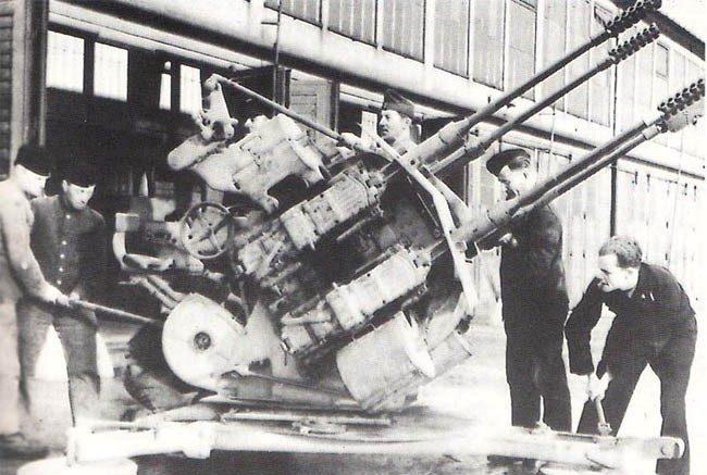 счетверенная установка - Flakvierling-103/38