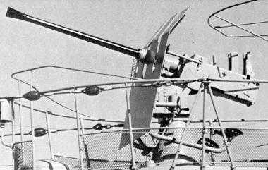 Зенитное орудие 3,7- cm Flak-M42
