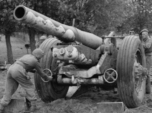 Гаубица BL-7.2 inch Howitzer