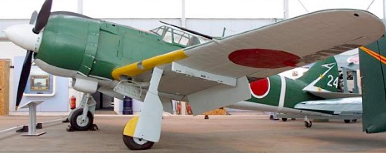 Истребитель Kawasaki Ki-61 Hien