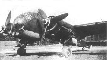 Бомбардировщик Junkers - Ju 188-А