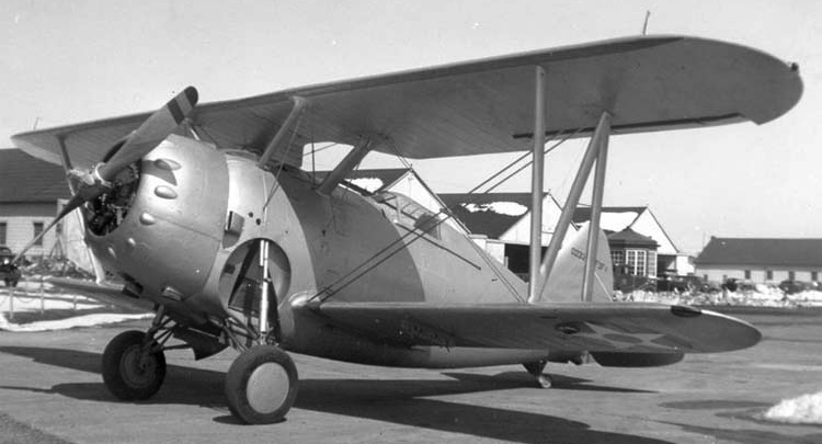 Истребитель Grumman F-3F-1