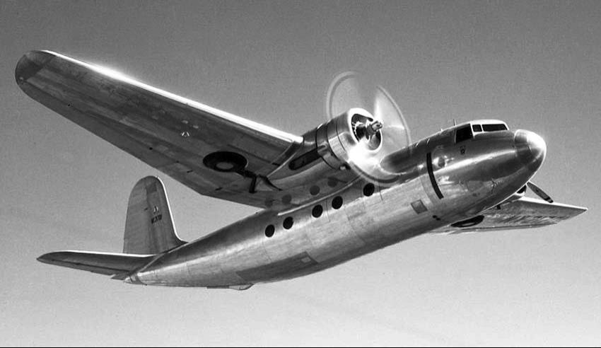 Транспортный самолет Douglas  C-110 (R3D)