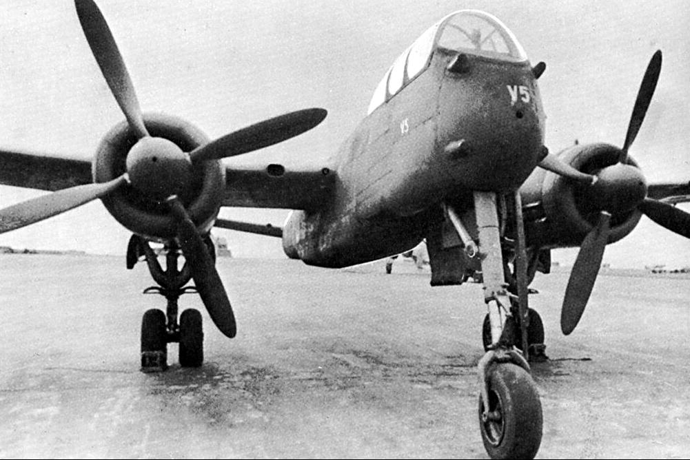 Истребитель Heinkel He.219