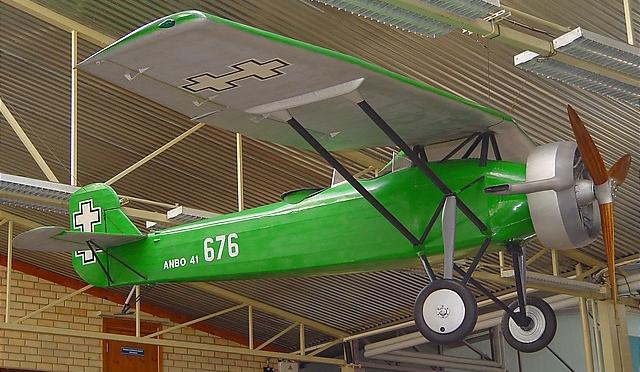 Учебно-тренировочный самолет ANBO-41