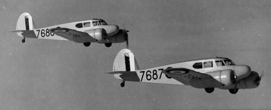Учебно-тренировочный самолет Cessna AT-17 Bobcat