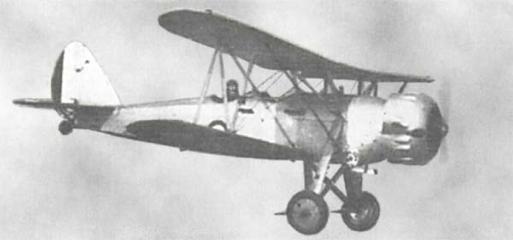 Учебно-тренировочный самолет Romano R-82