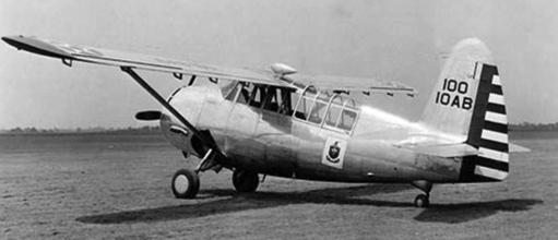 Разведчик Curtiss-Wright О-52 Owl