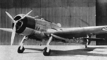 Штурмовик Breda Ba.64