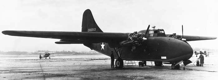 Транспортный самолет  Curtiss-Wright C-76 Caravan