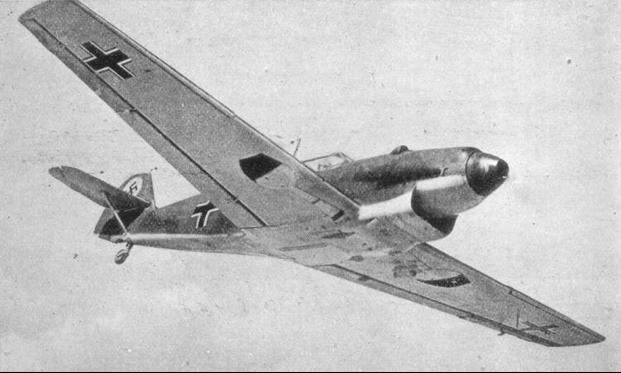 Истребитель Messerschmitt Bf.109В
