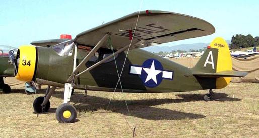 Транспортный самолет Fairchild -24 (UС-61)