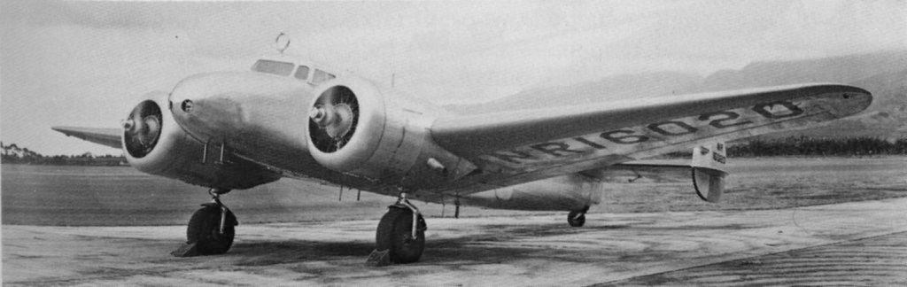 Транспортный самолет Lockheed С-36 (L-10 Electra)