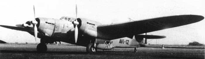 Бомбардировщик CANT Z-1007 Alcione