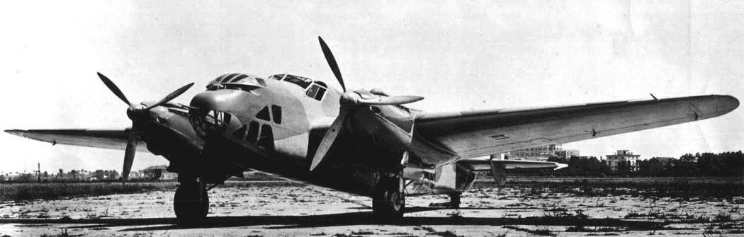 Бомбардировщик Caproni Ca.135