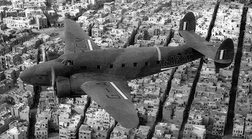 Транспортный самолет Lockheed C-60 (L-18 Lodestar)