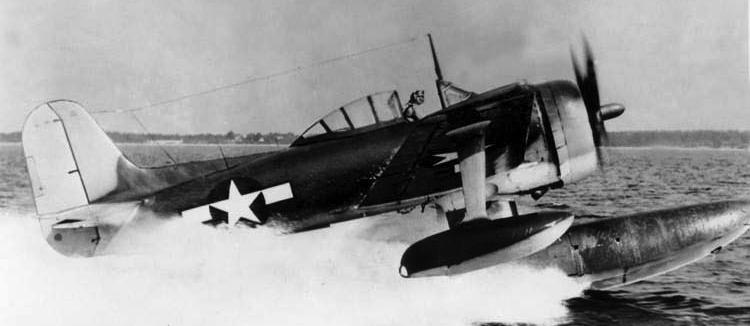 Гидросамолет Curtiss SC Seahawk