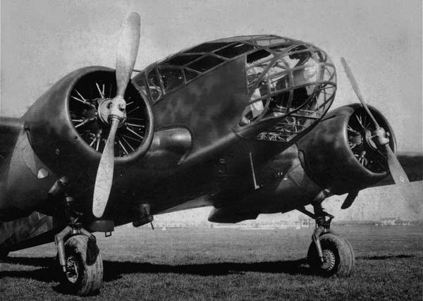 Бомбардировщик Caproni Ca.311