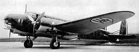 Бомбардировщик Fiat - BR.20М