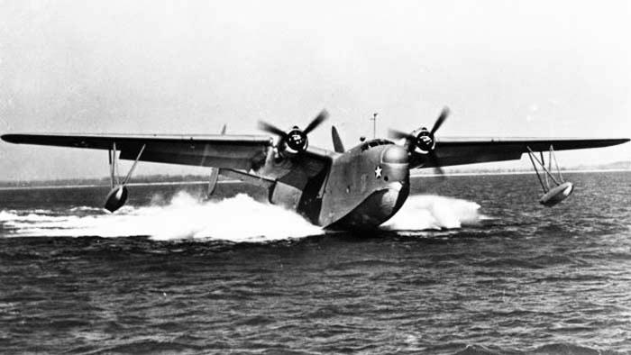 Летающая лодка Martin PBM Mariner